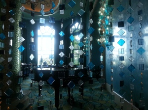 The blue room I fell in love with...