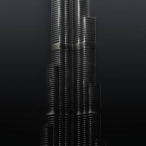 Dark Burj