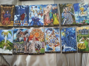 November 2013 - Tarot Illuminati deck