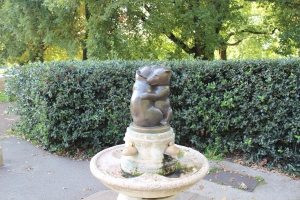 Two Bears Fountain