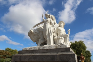 America - The Albert Memorial
