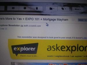 Mayham, indeed