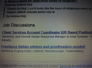 Yup, they really do need 'edotors and proofreaders'