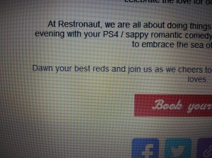 'Don' your best reds...