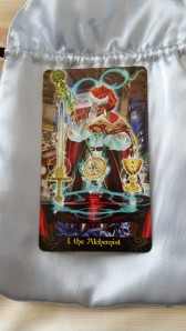 01 The Alchemist