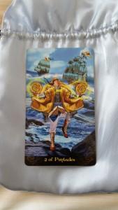 Pentacles 2