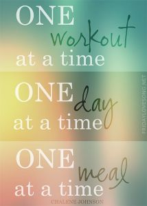 One workout